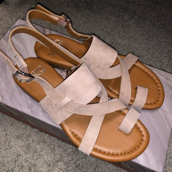 Nwt Franco Sarto Gia Sandals